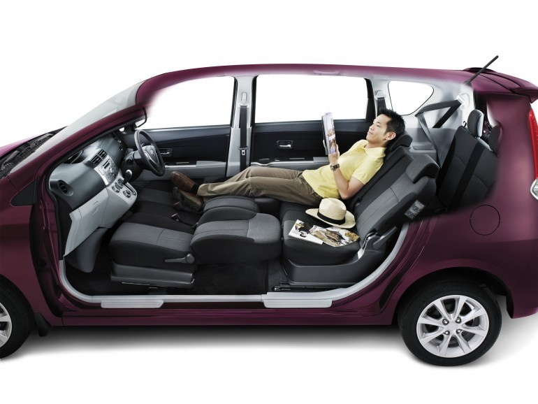 Perodua Alza 2014 2015 2016 2017 Autoevolution