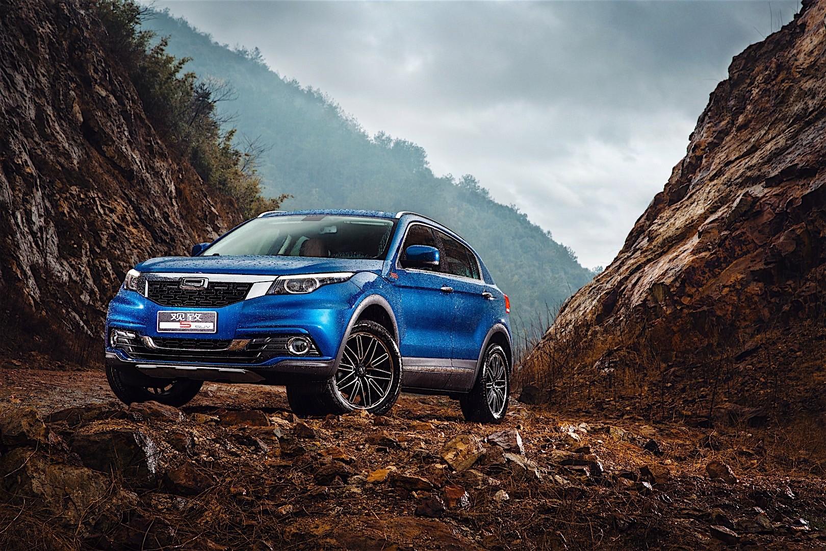 New Volvo Suv >> QOROS 5 specs - 2016, 2017, 2018 - autoevolution
