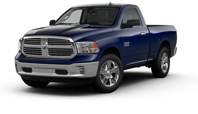 ram trucks 1500 regular cab 2015 2016 2017 autoevolution. Black Bedroom Furniture Sets. Home Design Ideas