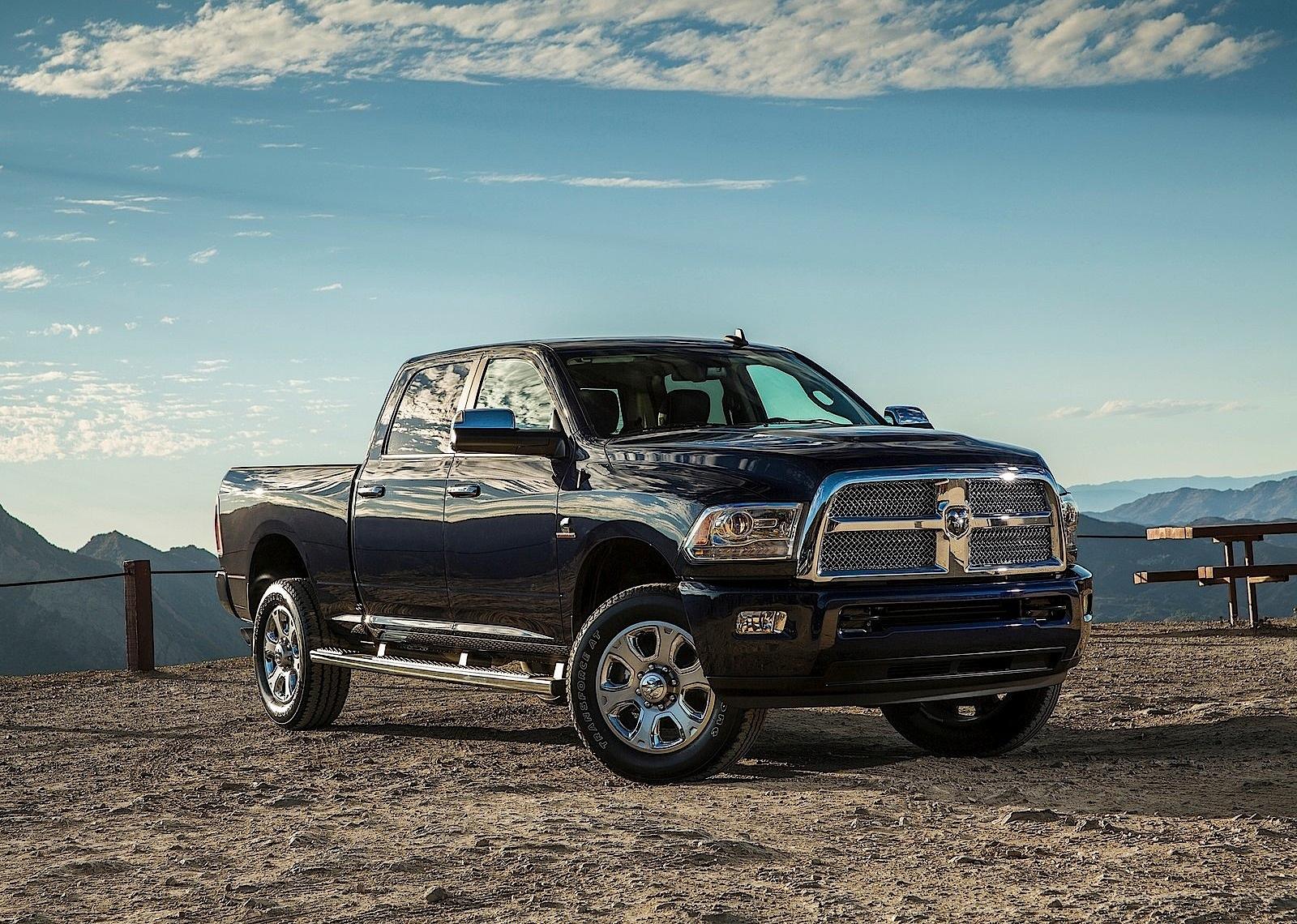 Dodge Ram 1500 Diesel >> RAM Trucks 2500 Crew Cab specs & photos - 2013, 2014, 2015 ...
