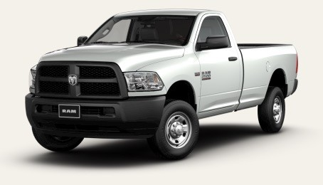 RAM Trucks 2500 Regular Cab specs & photos - 2016, 2017, 2018, 2019 - autoevolution