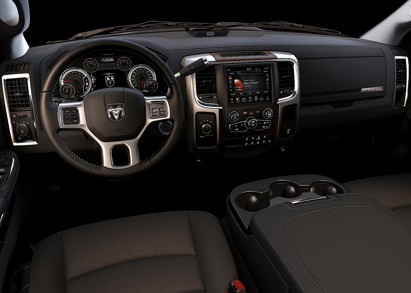 RAM Trucks 3500 Crew Cab specs - 2013, 2014, 2015, 2016 - autoevolution