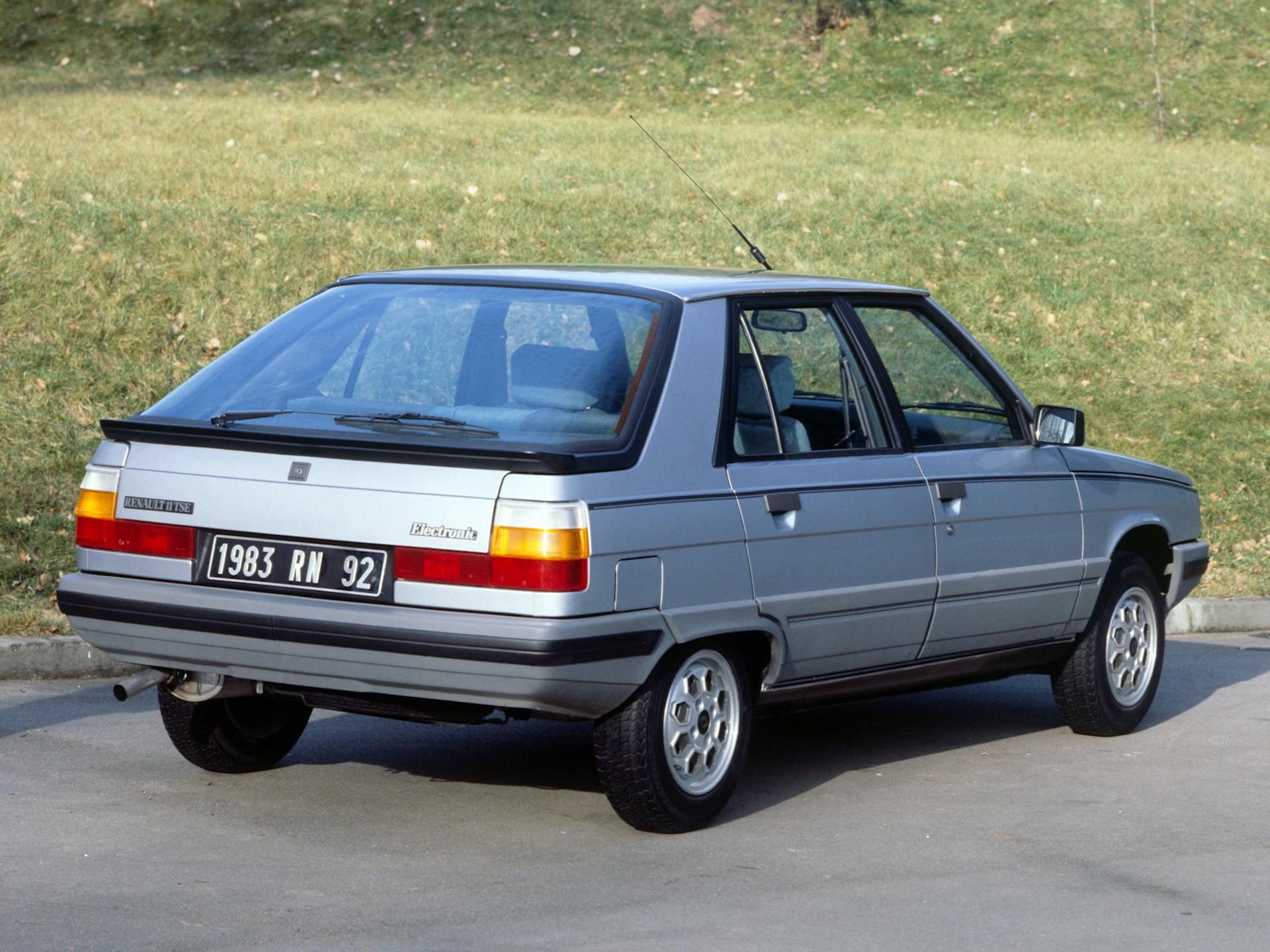 Renault 11 5 Door 1983 1984 1985 1986 Autoevolution
