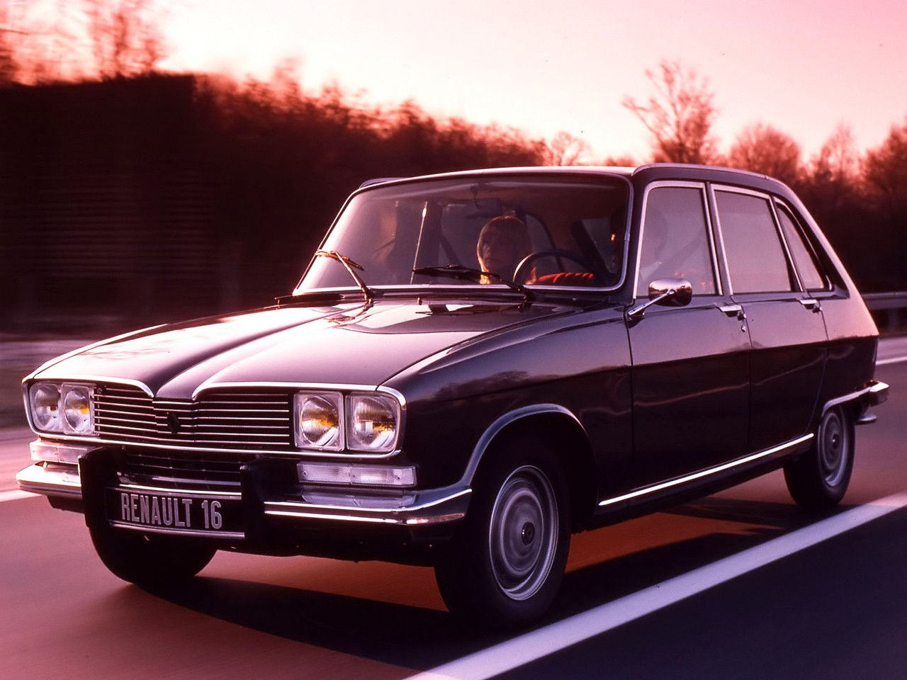 The Car 1977 >> RENAULT 16 specs & photos - 1965, 1966, 1967, 1968, 1969 ...