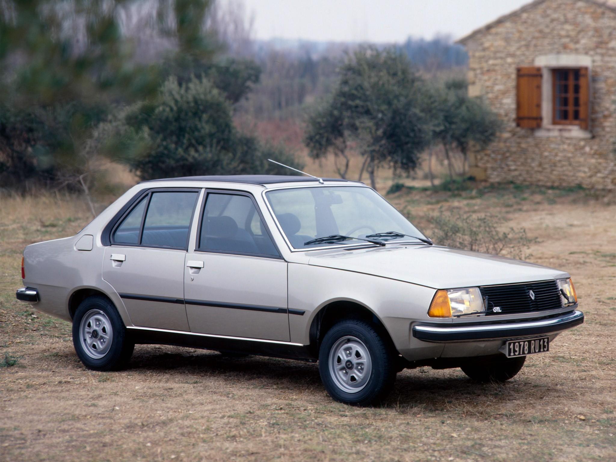 Renault 18 Specs 1978 1979 1980 1981 1982 1983