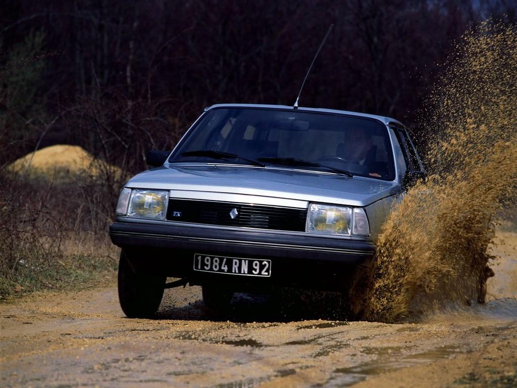 Renault 18 Estate Specs Amp Photos 1979 1980 1981 1982
