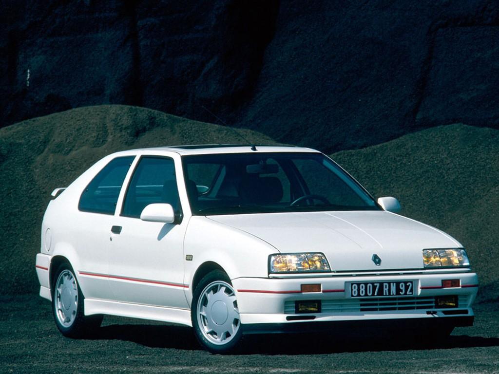 Renault 19 3 Doors Specs 1988 1989 1990 1991 1992
