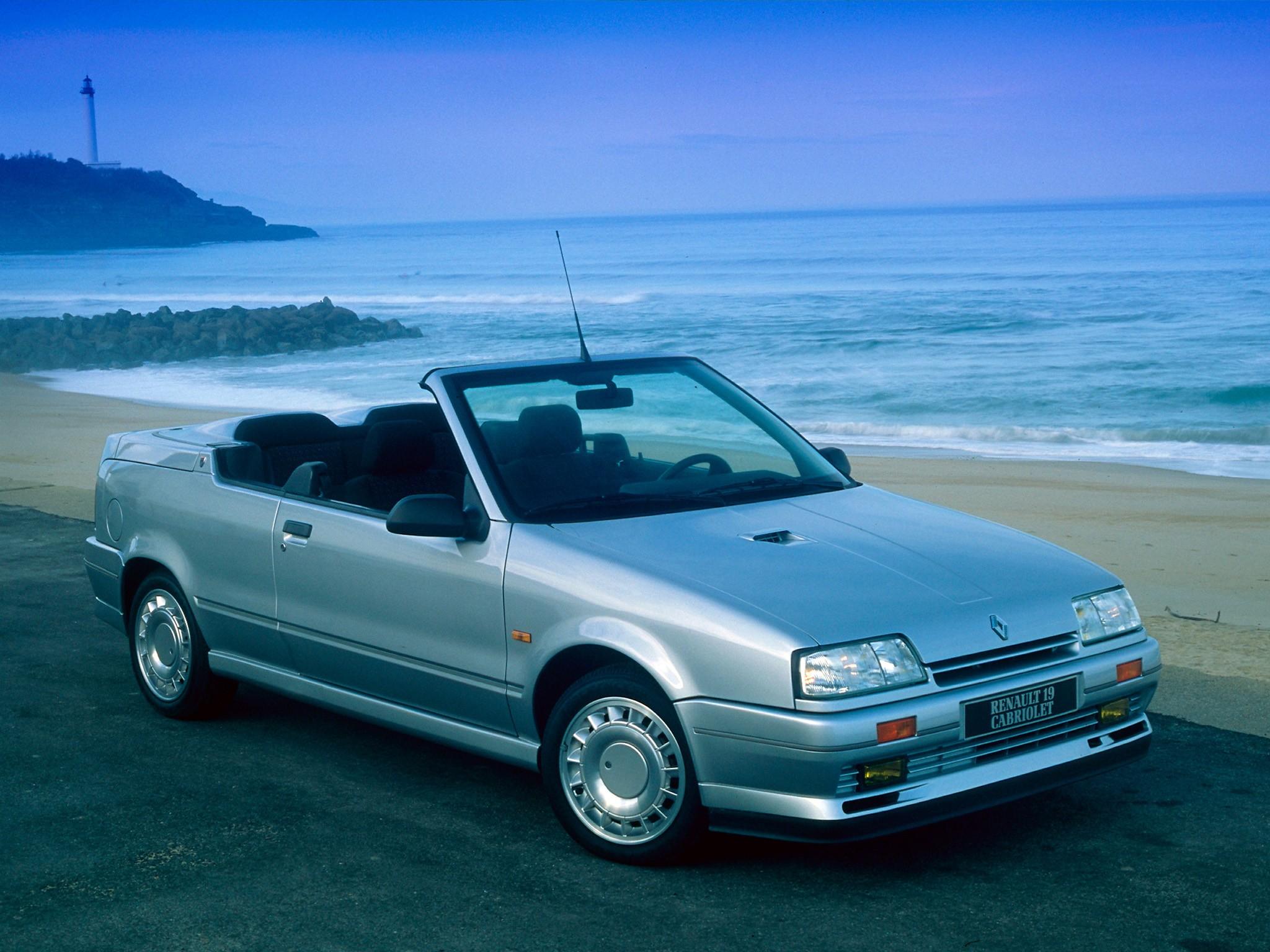 Acura Of Reno >> RENAULT 19 Cabrio specs - 1992, 1993, 1994, 1995, 1996 - autoevolution