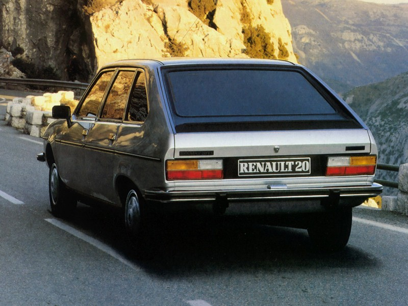 Most Expensive Cars >> RENAULT 20 specs & photos - 1975, 1976, 1977, 1978, 1979, 1980, 1981, 1982, 1983, 1984 ...