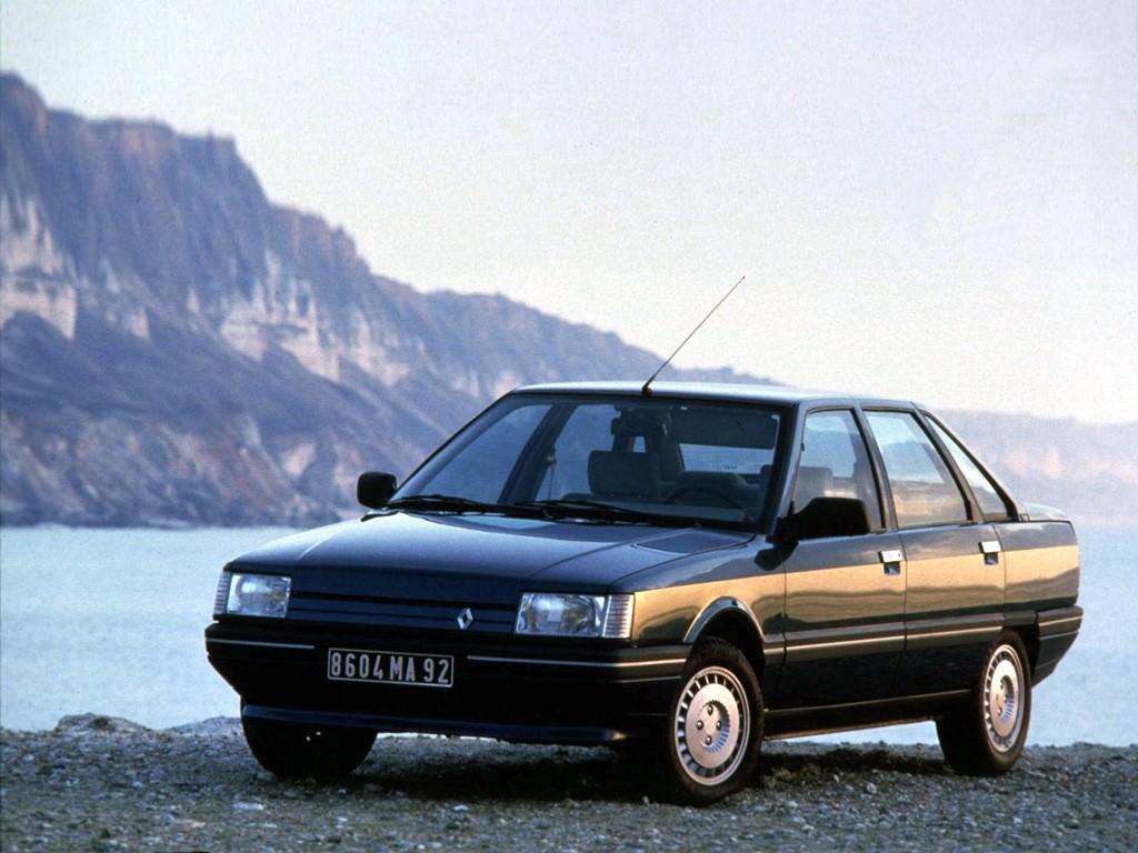 Renault 21 1986 1987 1988 1989 Autoevolution