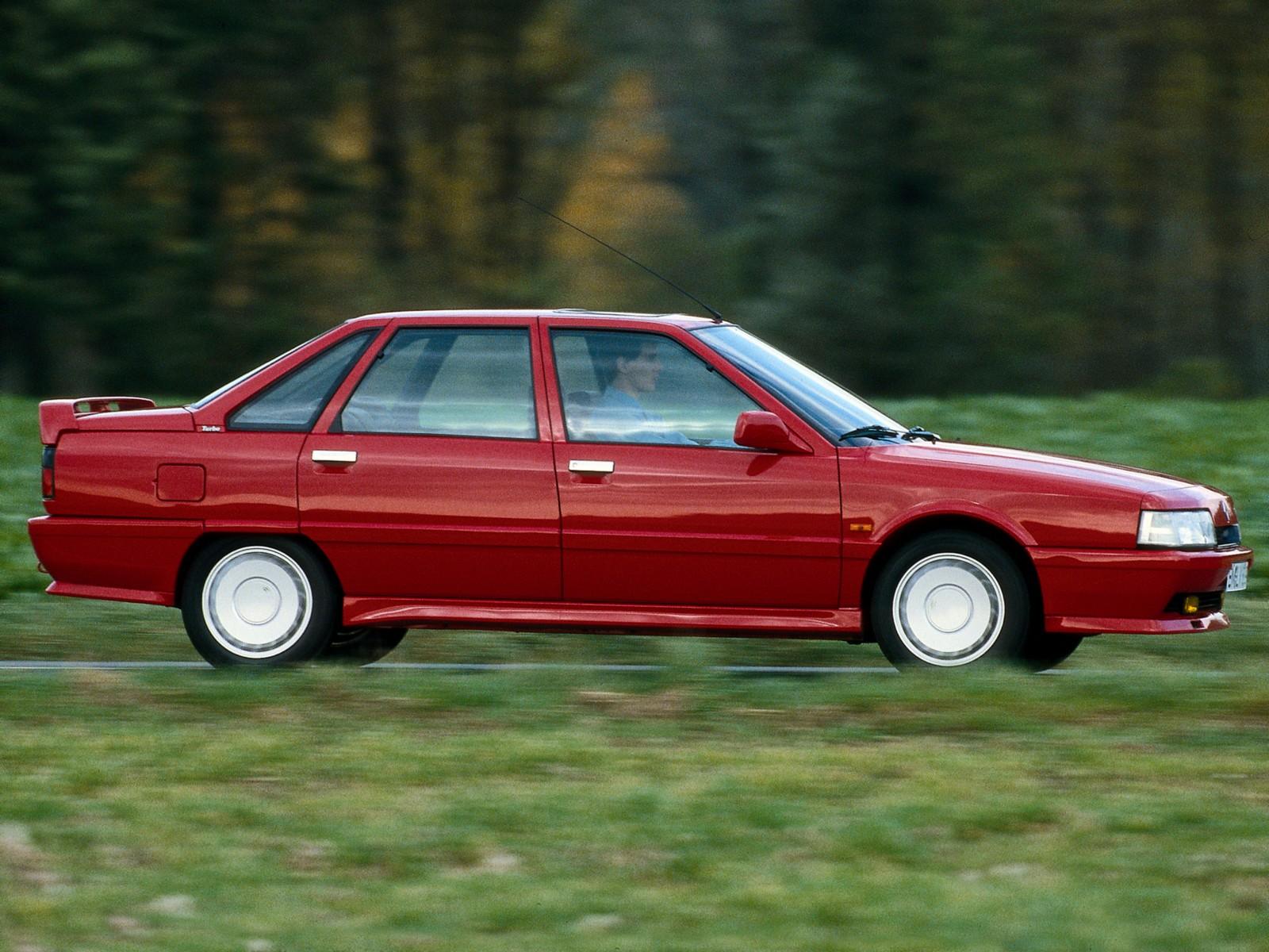 Renault 21 Sedan Specs Photos 1989 1990 1991 1992 1993 1994 Autoevolution
