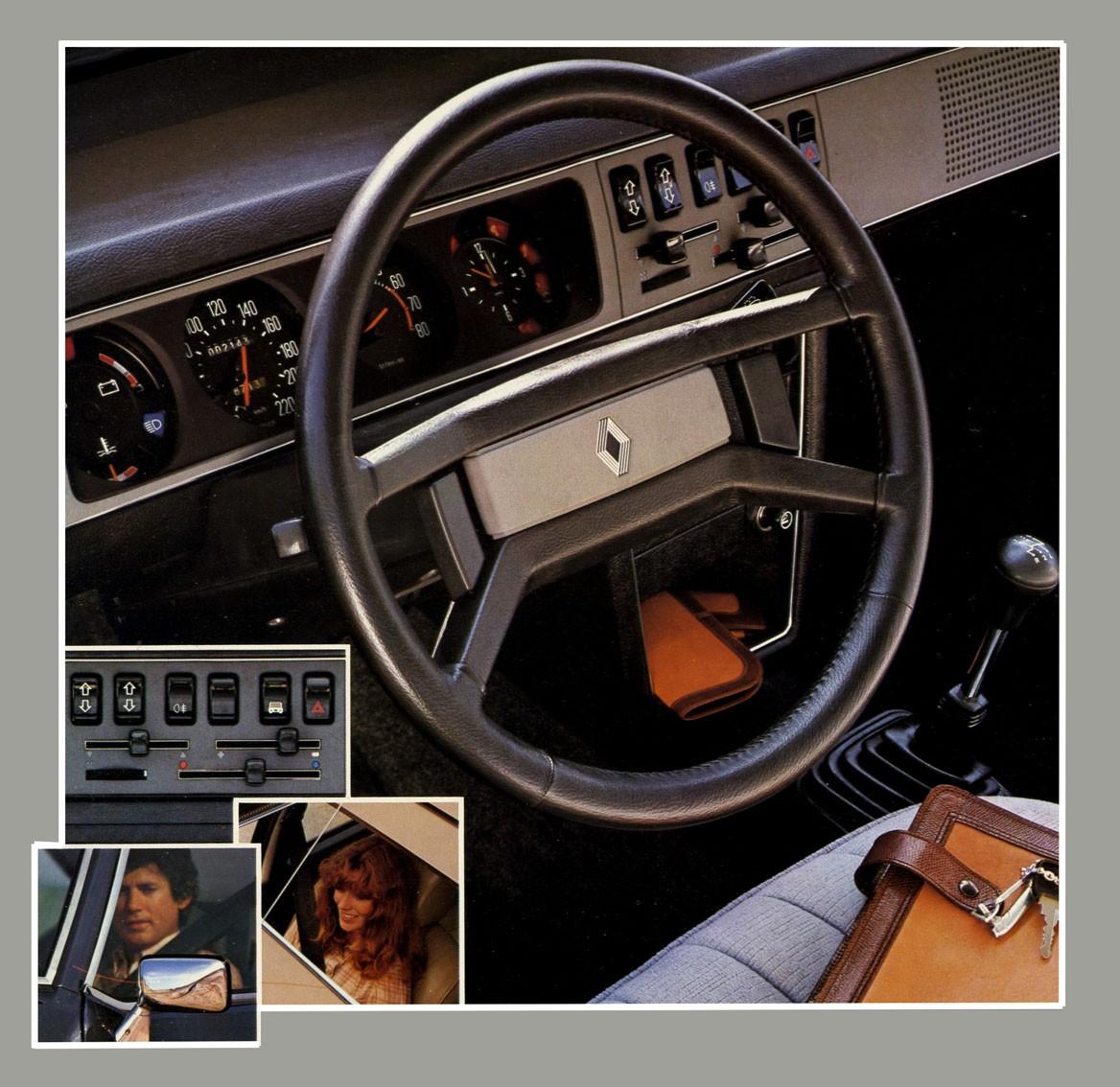 RENAULT 30 specs & photos - 1979, 1980, 1981, 1982, 1983 ...