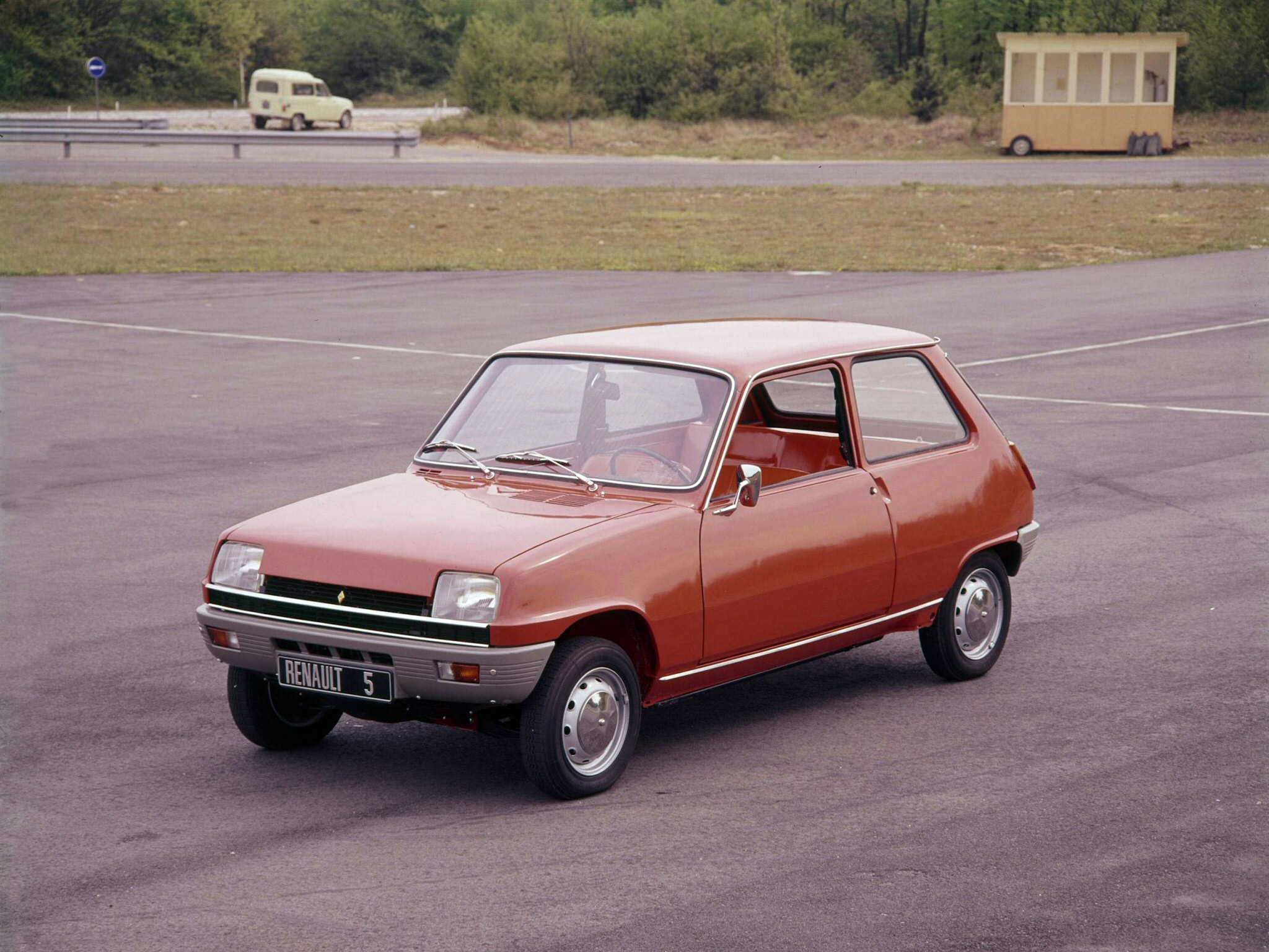 Image gallery renault 1972