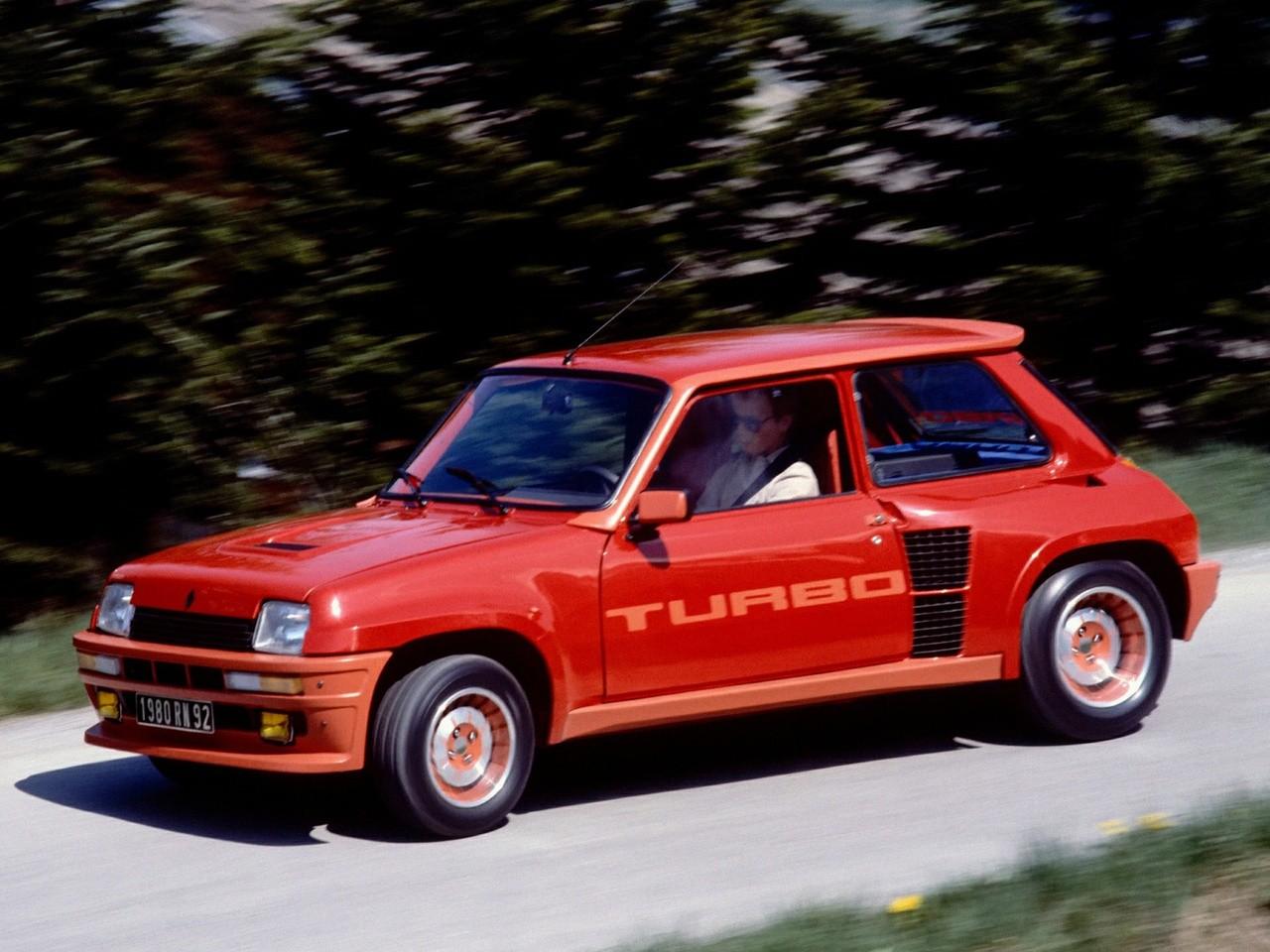 renault 5 turbo specs photos 1980 1981 1982 1983 1984 autoevolution. Black Bedroom Furniture Sets. Home Design Ideas
