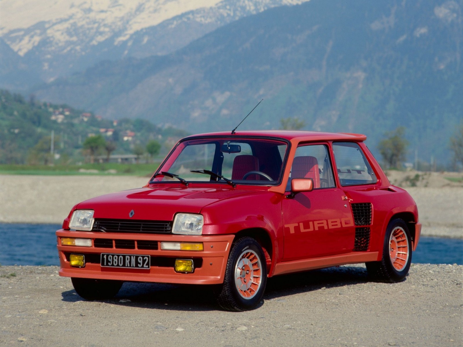 renault 5 turbo 1980 1981 1982 1983 1984 autoevolution. Black Bedroom Furniture Sets. Home Design Ideas