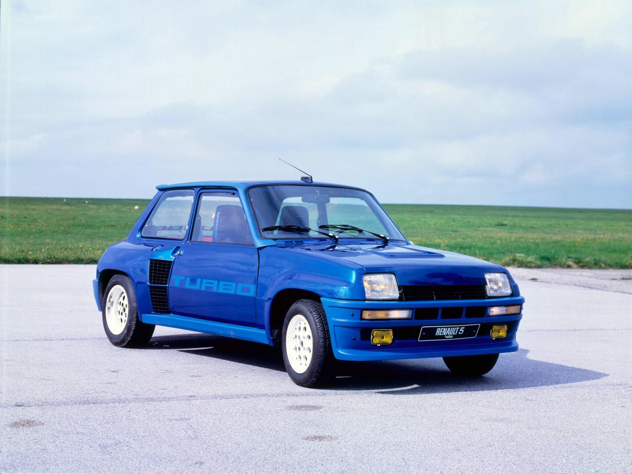 Renault 5 Turbo Specs Photos 1980 1981 1982 1983 1984 Autoevolution