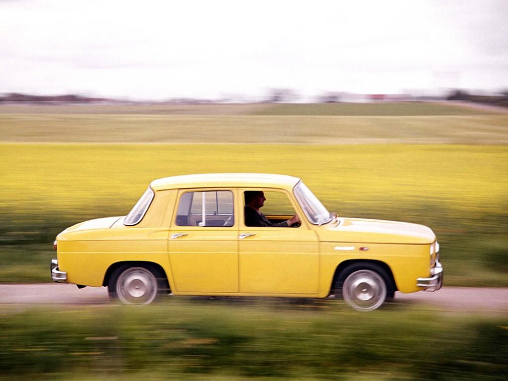 Renault 8 1962 1963 1964 1965 1966 1967 1968 1969 1970 1971 Autoevolution