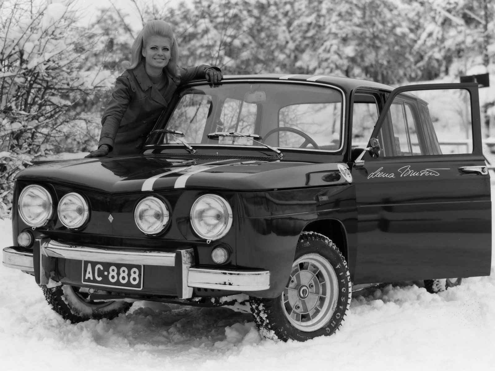 Renault 8 Gordini Specs Photos 1964 1965 1966 1967 1968 1969 1970 Autoevolution