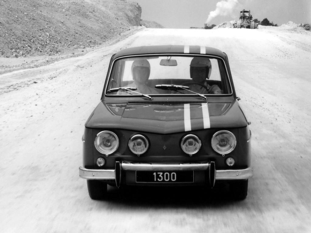 renault 8 gordini 1964 1965 1966 1967 1968 1969 1970 autoevolution. Black Bedroom Furniture Sets. Home Design Ideas