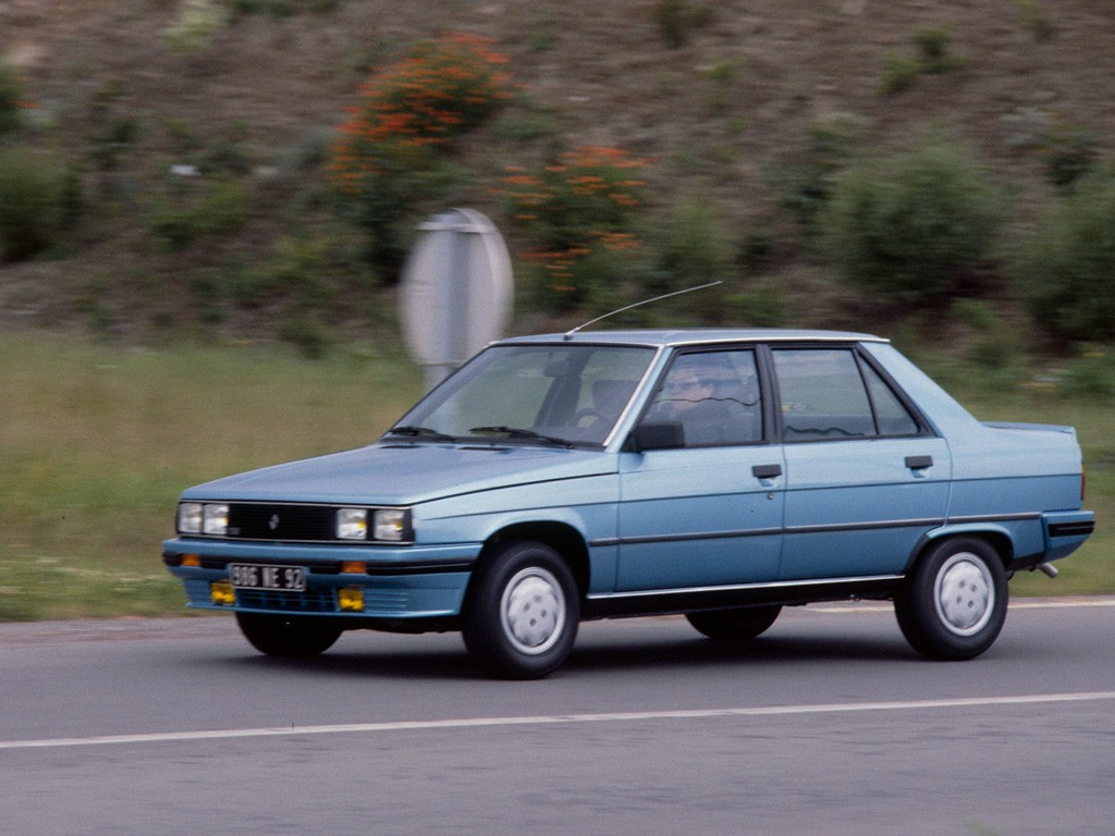 Renault 9 Specs Amp Photos 1981 1982 1983 1984 1985