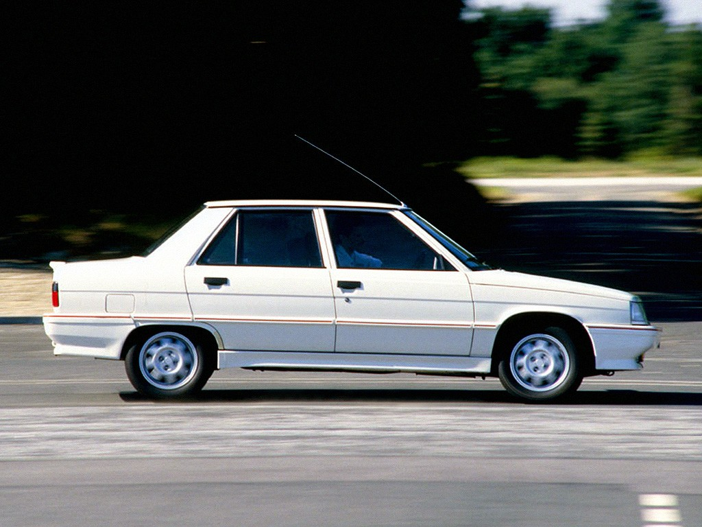 Renault 9 1986 1987 1988 Autoevolution