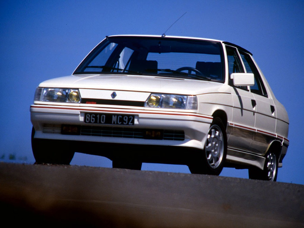 Renault 9 Specs 1986 1987 1988 Autoevolution
