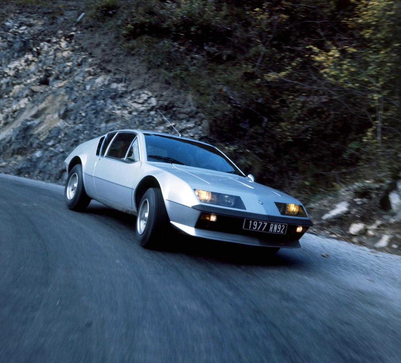Renault Alpine A