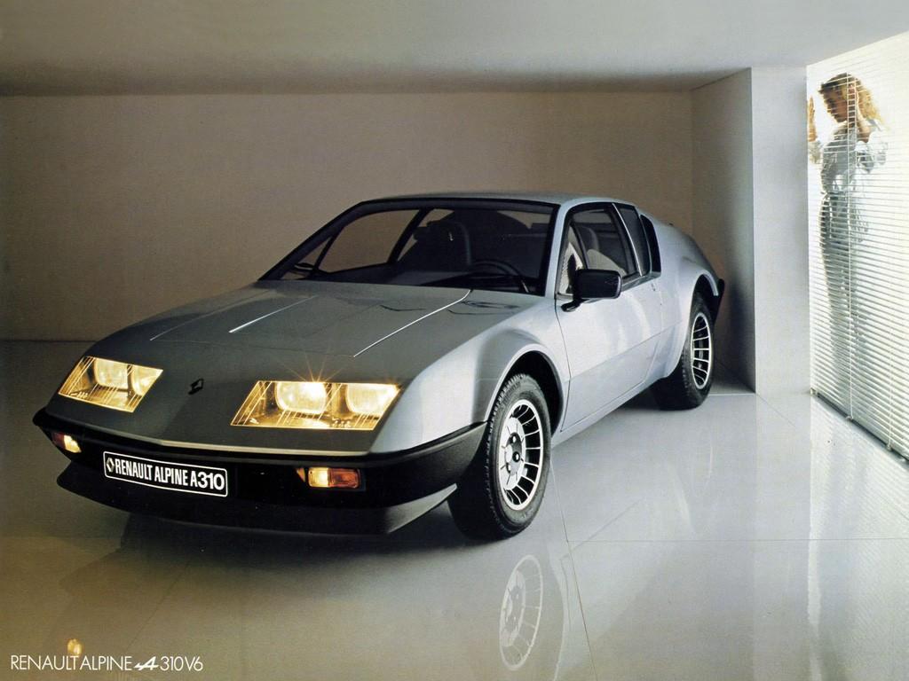Renault alpine a310 1977 1978 1979 1980 1981 1982 1983 1984 1985 autoevolution