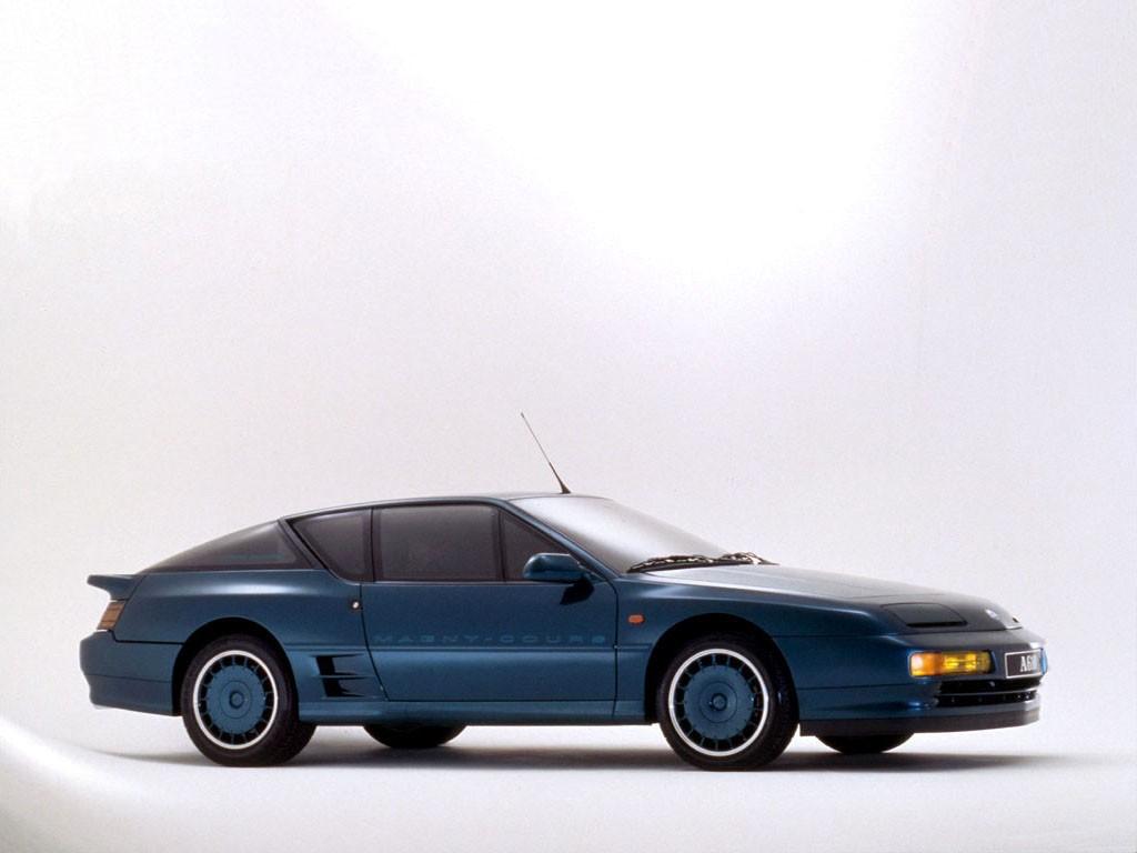 renault alpine a610 1991 1992 1993 1994 autoevolution. Black Bedroom Furniture Sets. Home Design Ideas