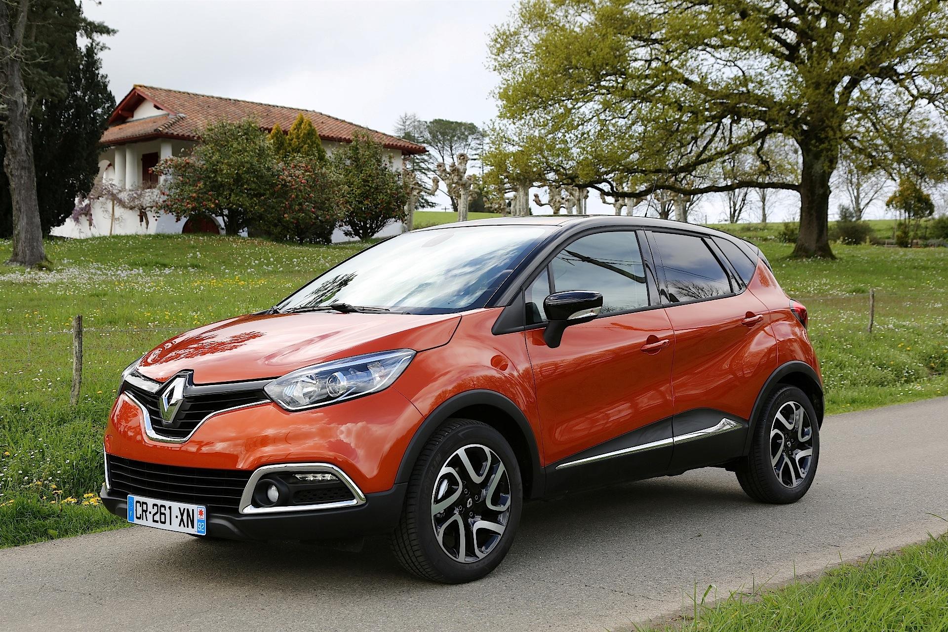 Renault Captur 2013 2014 2015 2016 Autoevolution