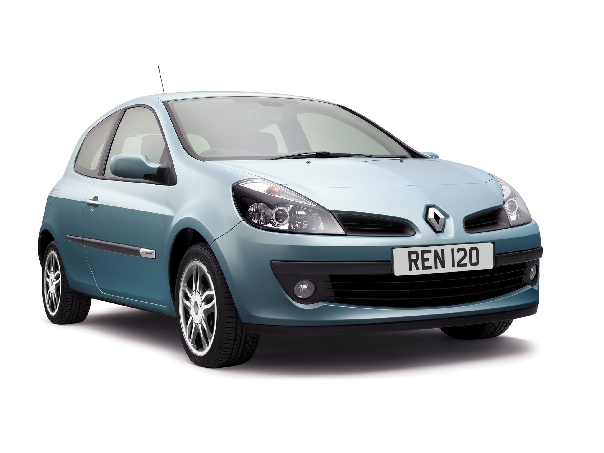renault clio 3 doors specs photos 2006 2007 2008 2009 autoevolution. Black Bedroom Furniture Sets. Home Design Ideas