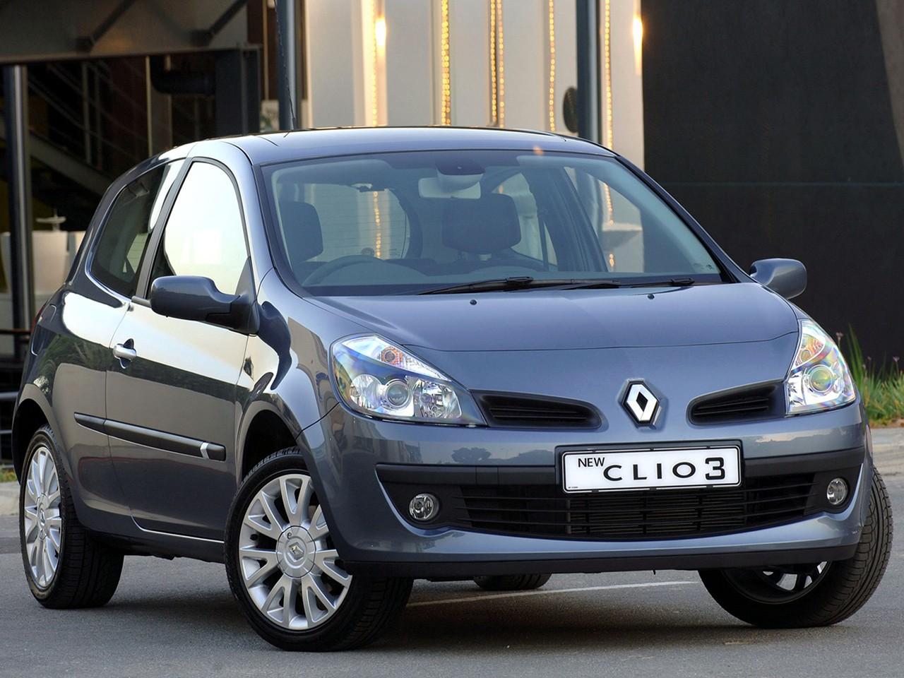Dacia Pickup 2017 >> RENAULT Clio 3 Doors specs & photos - 2006, 2007, 2008, 2009 - autoevolution