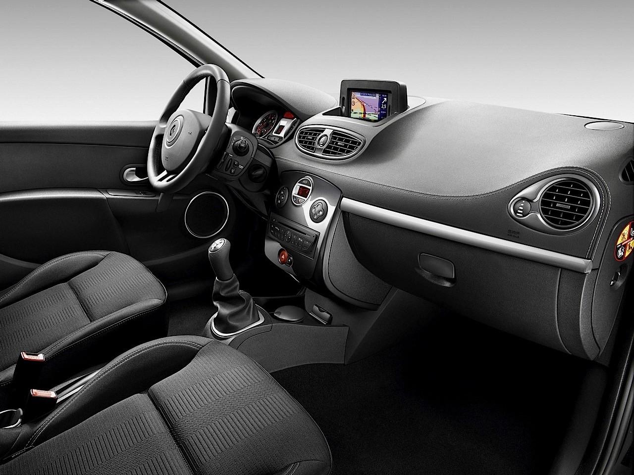 Renault Clio 5 Doors Specs Photos 2009 2010 2011 2012