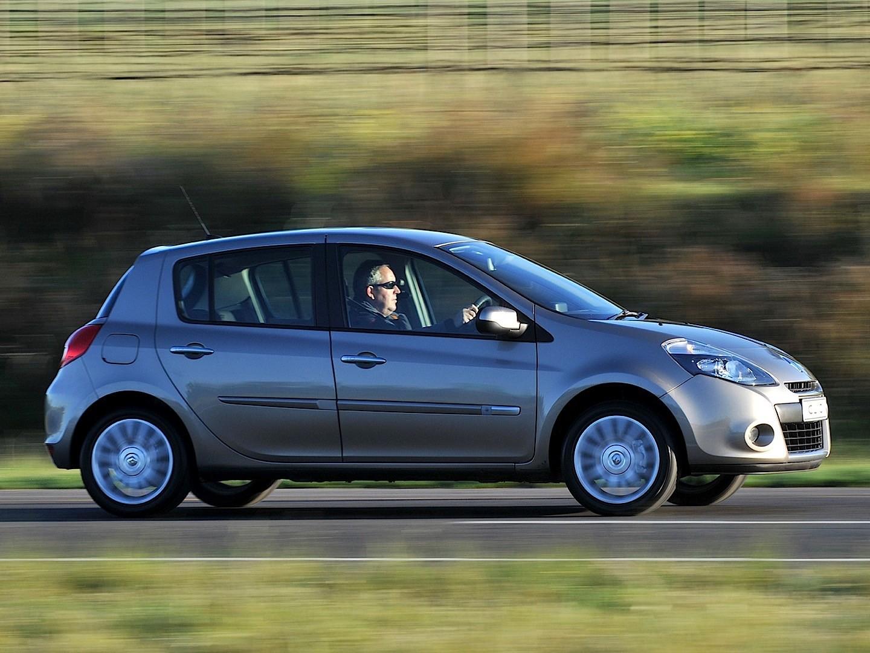 Renault Clio 5 Doors 2009 2010 2011 2012 Autoevolution
