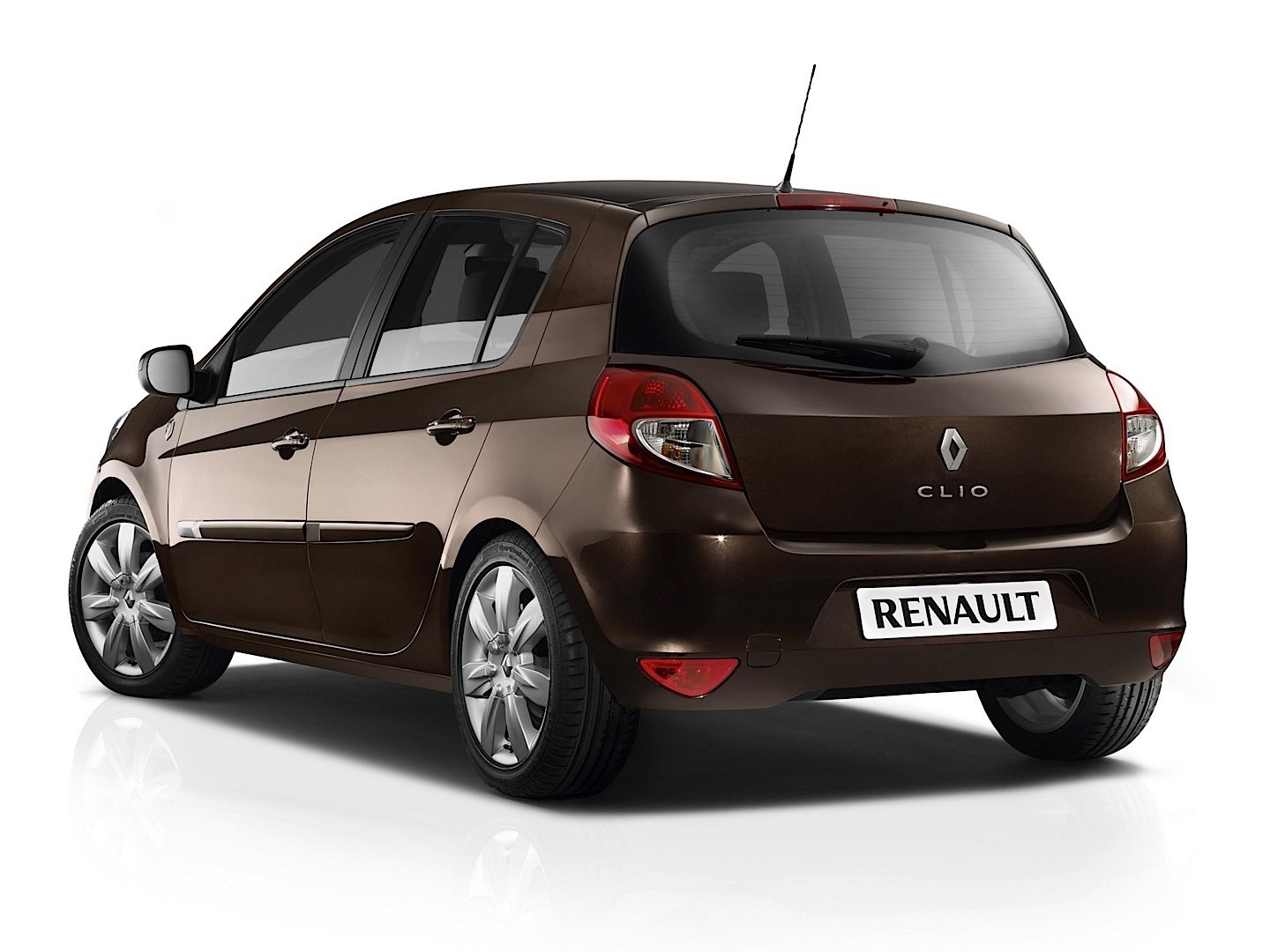 renault clio 5 doors 2009 2010 2011 2012 autoevolution. Black Bedroom Furniture Sets. Home Design Ideas