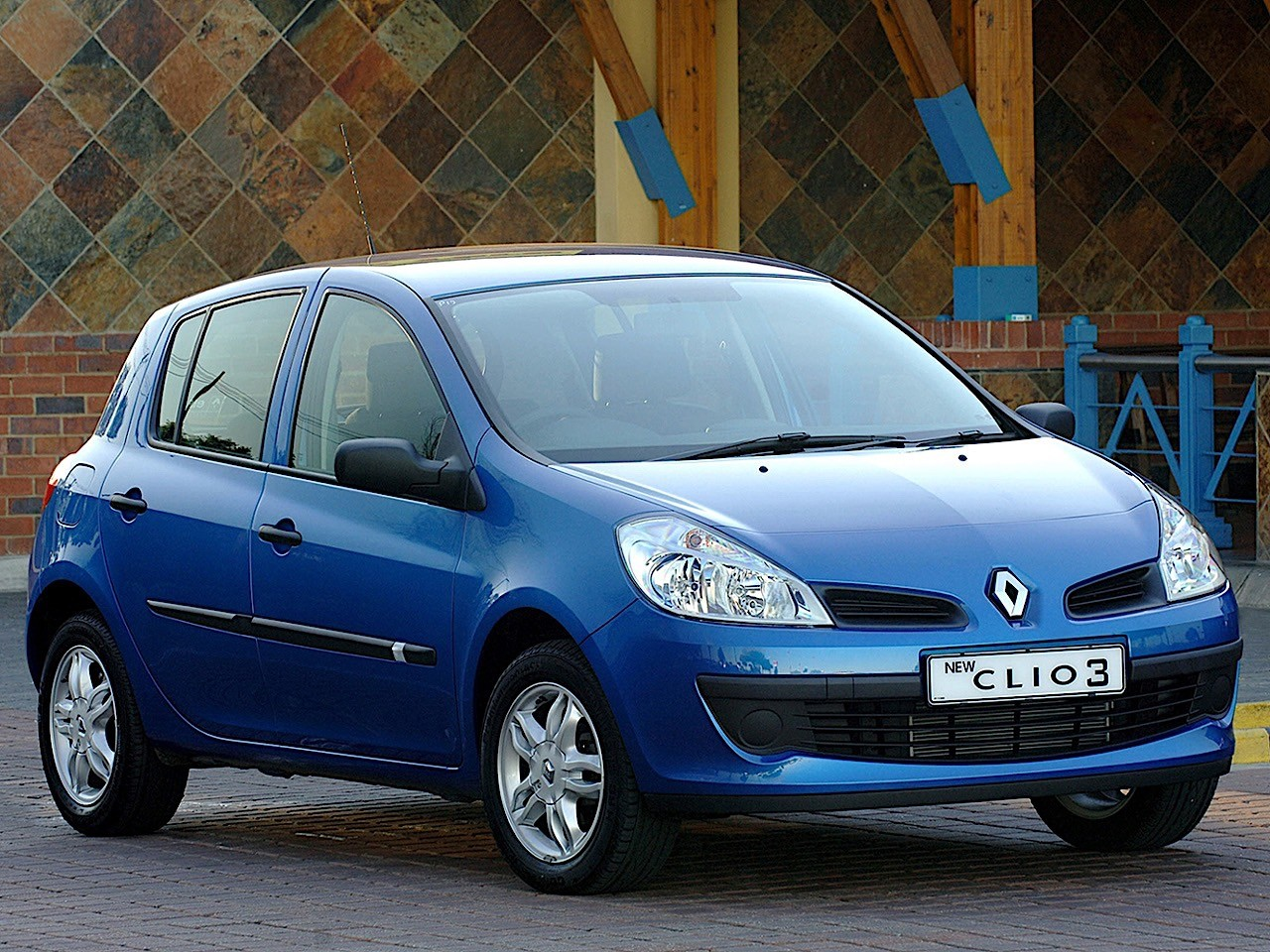 RENAULT Clio 5 Doors specs & photos - 2006, 2007, 2008 ...