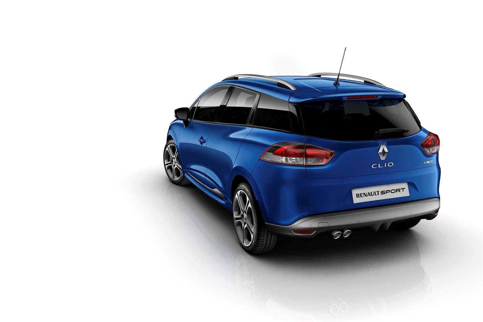 renault clio estate gt specs 2013 2014 2015 2016 autoevolution. Black Bedroom Furniture Sets. Home Design Ideas