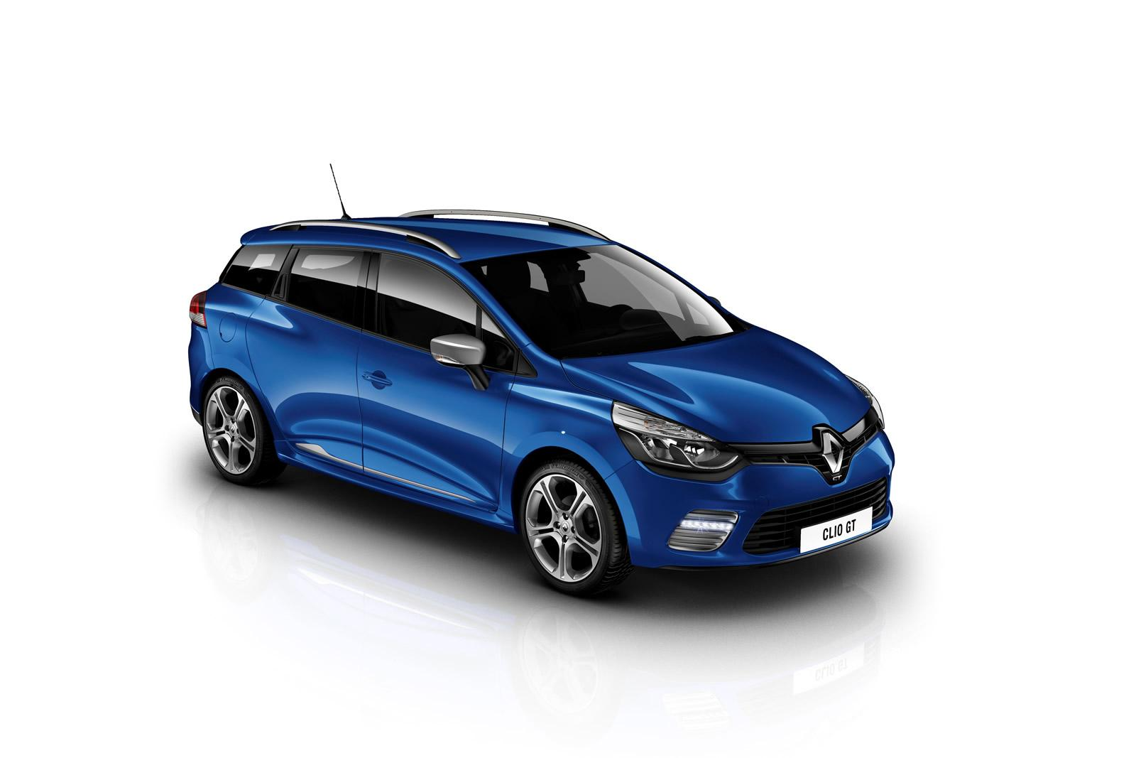 renault clio estate gt 2013 2014 2015 2016 autoevolution. Black Bedroom Furniture Sets. Home Design Ideas
