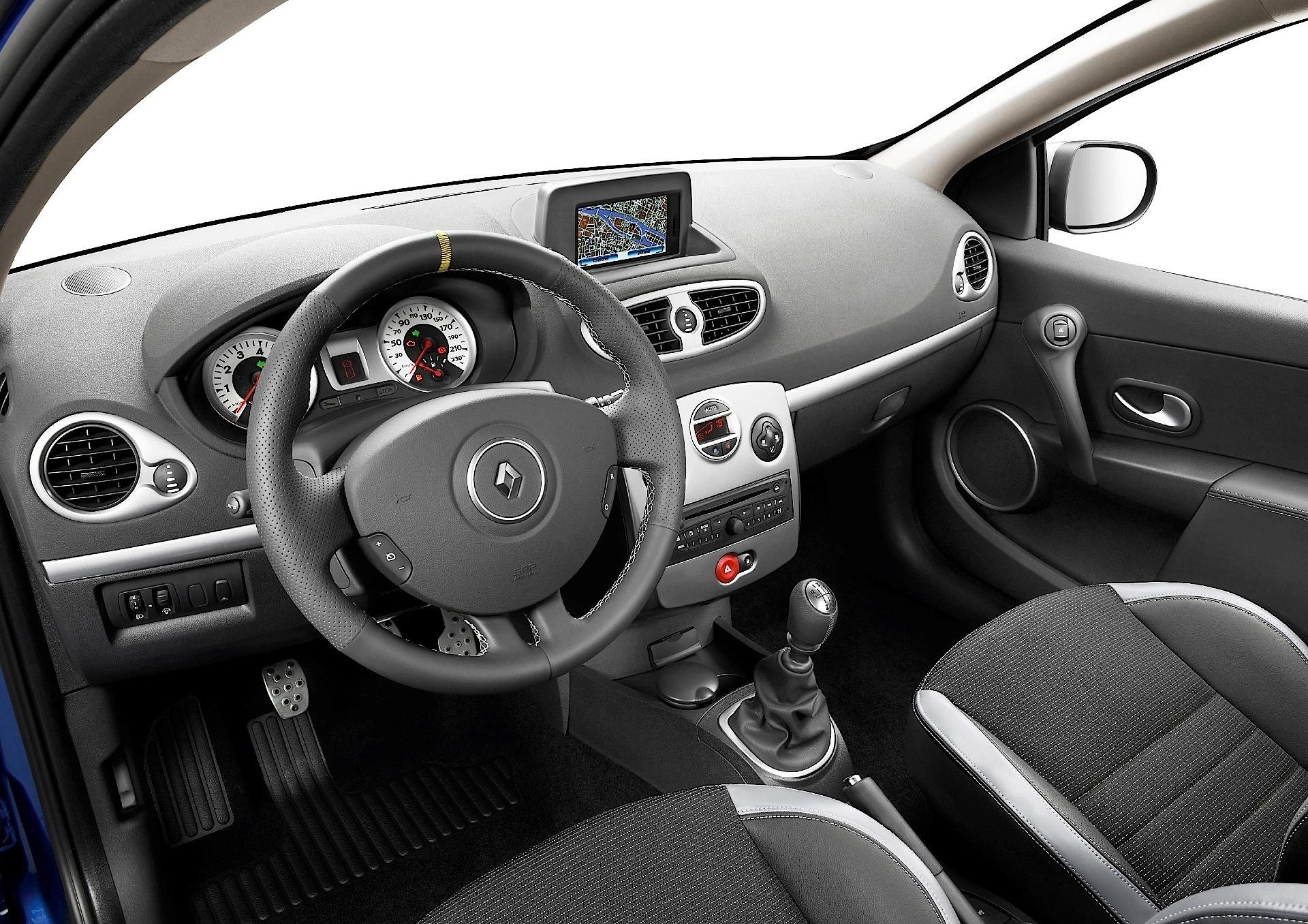 Renault Clio Gt 5 Doors Specs  U0026 Photos