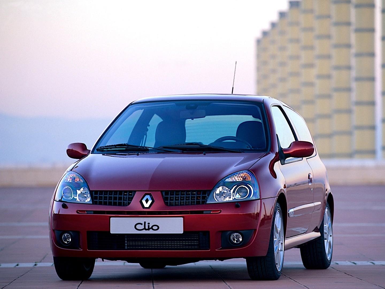 Clio Rs 18 >> RENAULT Clio RS specs & photos - 2001, 2002, 2003, 2004, 2005 - autoevolution