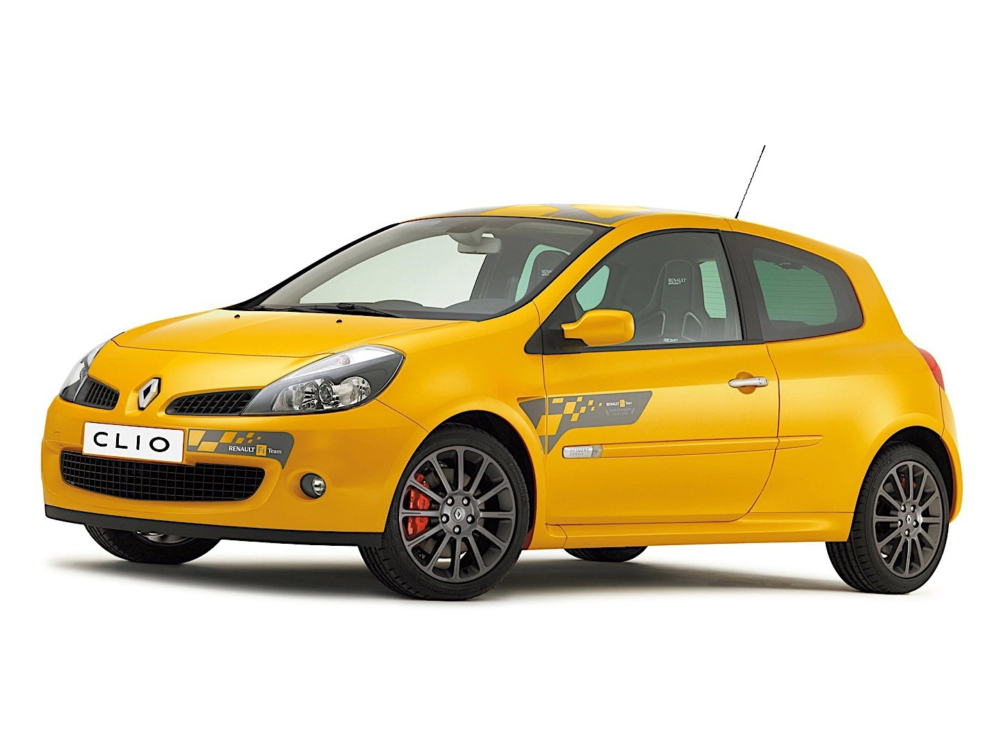 renault clio rs specs photos 2006 2007 2008 2009 autoevolution. Black Bedroom Furniture Sets. Home Design Ideas
