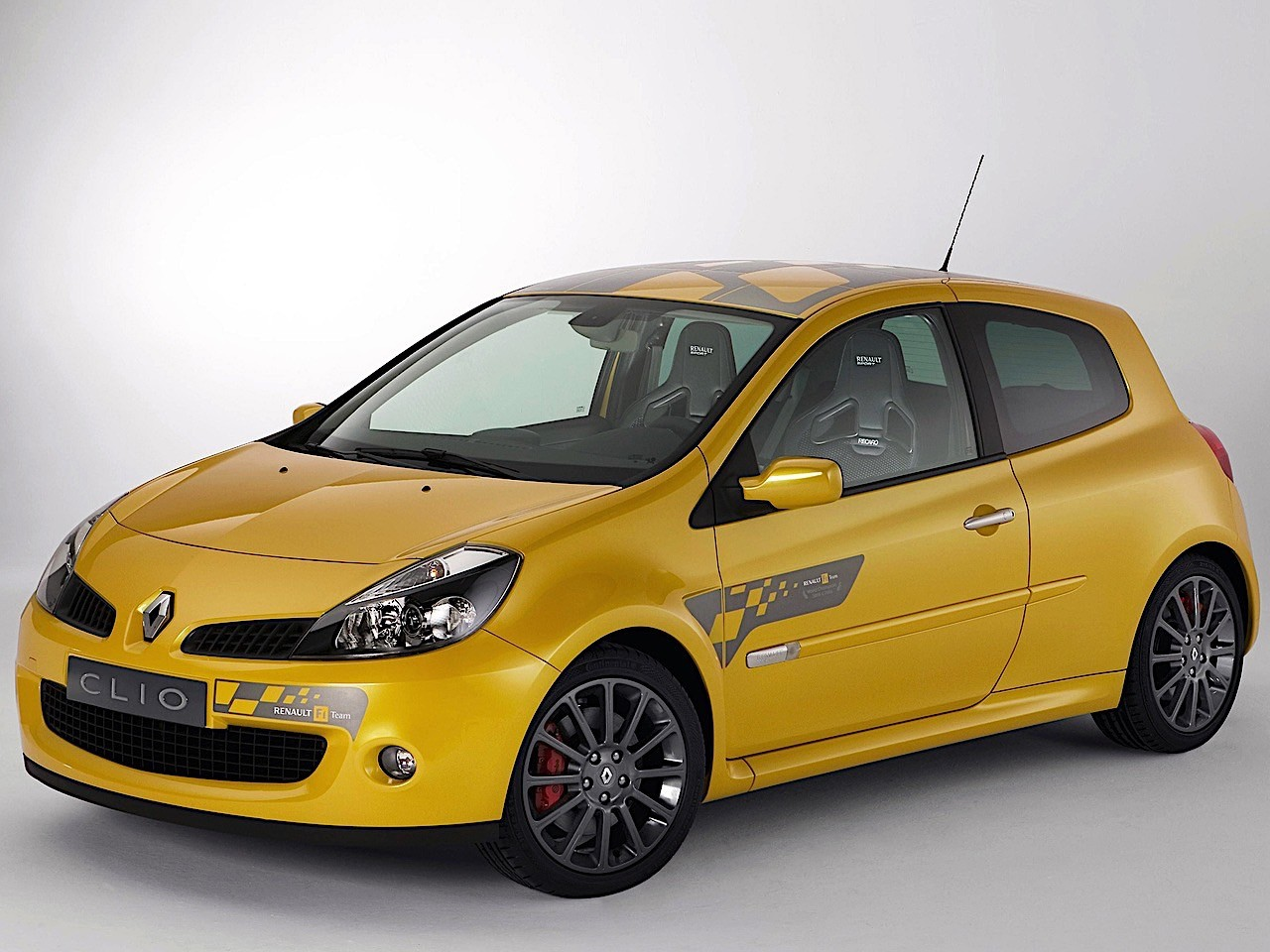 RENAULT Clio RS specs & photos - 2006, 2007, 2008, 2009 ...