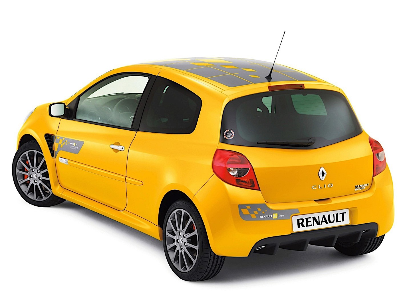 renault clio rs specs 2006 2007 2008 2009 autoevolution. Black Bedroom Furniture Sets. Home Design Ideas