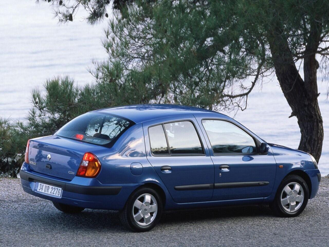 Renault Clio Symbol Thalia Specs 2002 2003 2004 2005