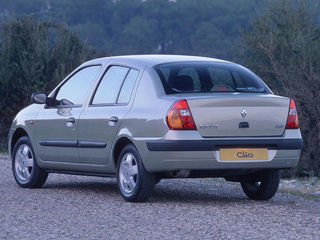 Mini Cooper Rims >> RENAULT Clio Symbol/Thalia specs & photos - 2002, 2003 ...