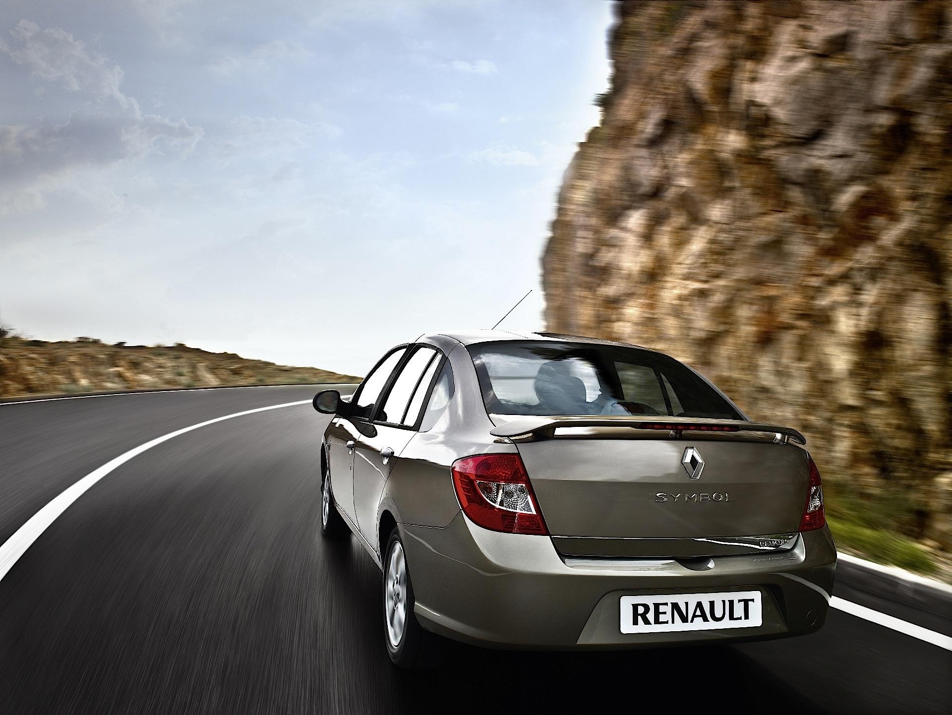 Renault Clio Symbolthalia Specs Photos 2006 2007 2008 2009