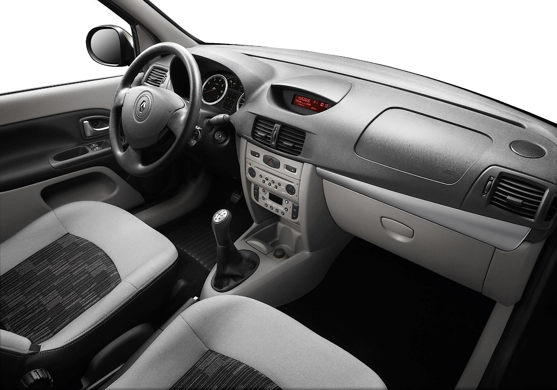 RENAULT Clio Symbol/Thalia specs - 2008, 2009, 2010, 2011 ...