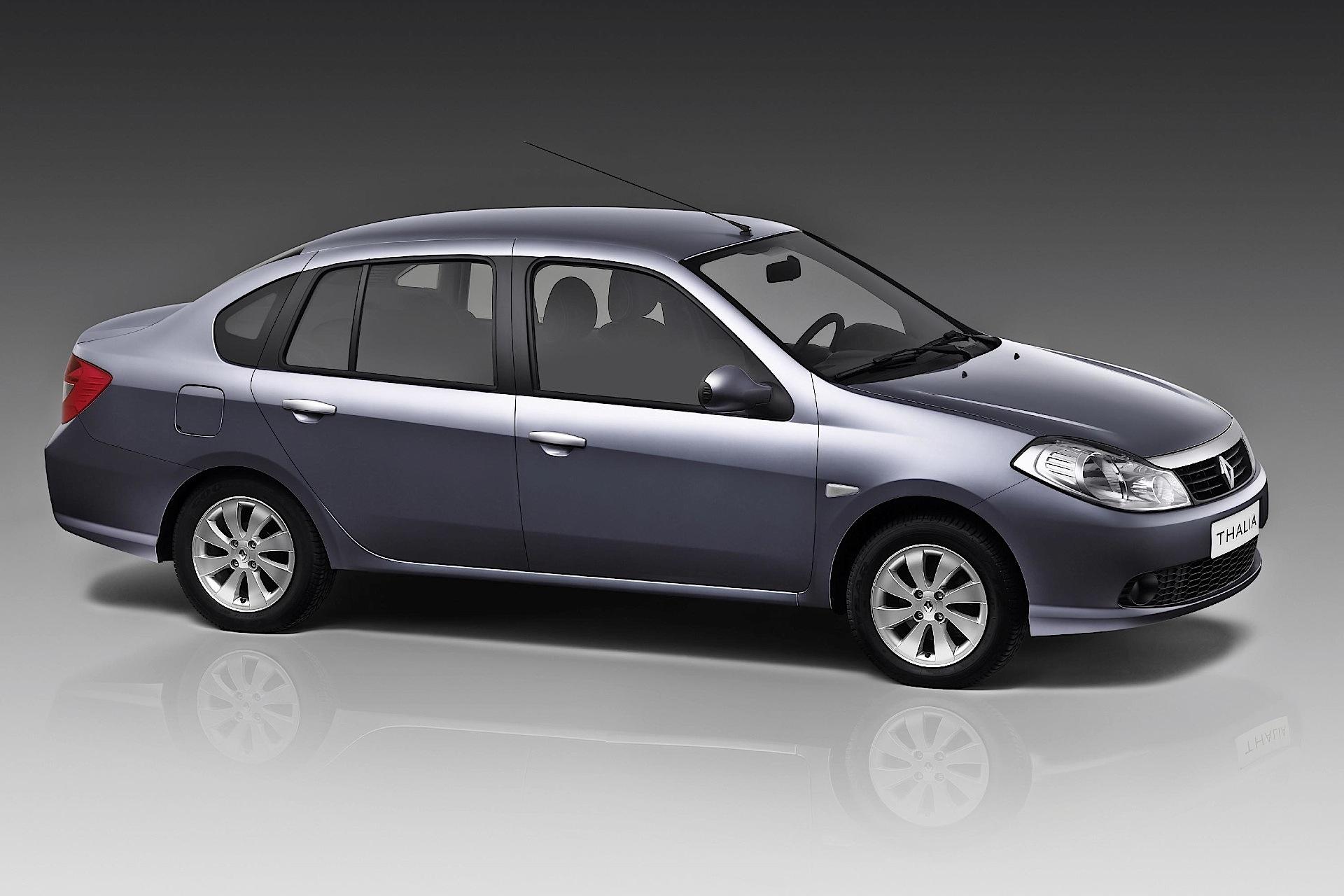 RENAULT Clio SymbolThalia specs  2008 2009 2010 2011 2012