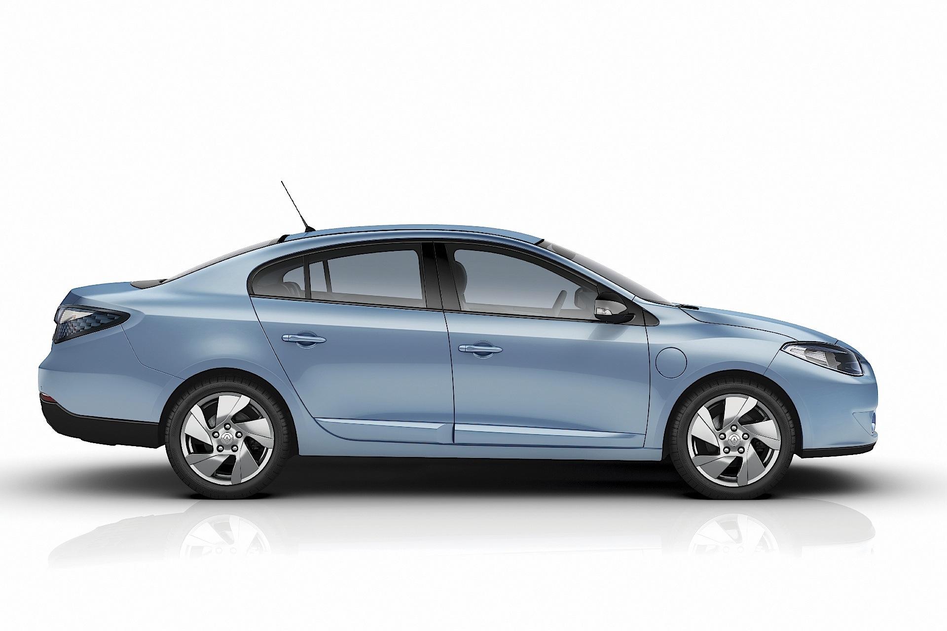 Renault Fluence Ze Specs Amp Photos 2009 2010 2011 2012