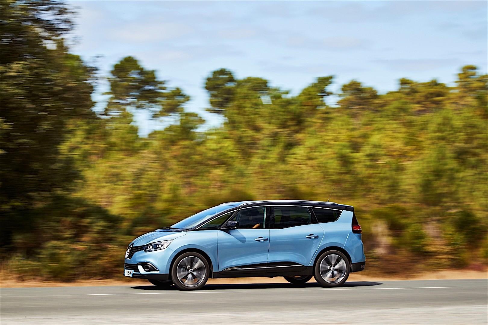 Renault Grand Scenic Specs 2016 2017 2018 Autoevolution